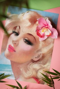 Collectif Clothing Orchid Pin up Pink 200 22 12289 05272016 016W
