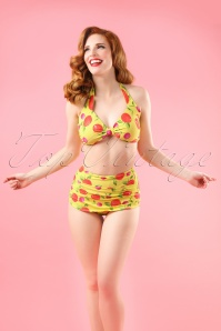 Esther Williams Delicious Yellow Fruit Bikini 160 89 18436 2W