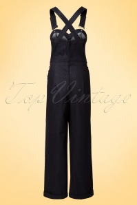 Vixen Denim Jumpsuit 133 30 17986 20160606 0014W