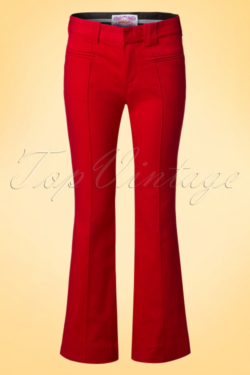 Dandy Life  Cotton Hipster Red Pants 131 20 18430 20160606 0004W