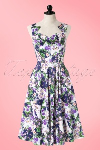Hearts and Roses Floral Swing Dress  102 59 15189 20150124 0017 pop
