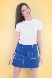 Dandy Life  Piped Mini Skirt 123 30 18427 20160606 1
