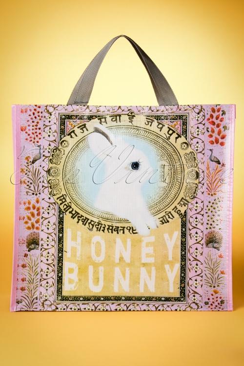 Betty Knows Best  Papaya Shopping Bag  213 29 18109 20160608 0012W