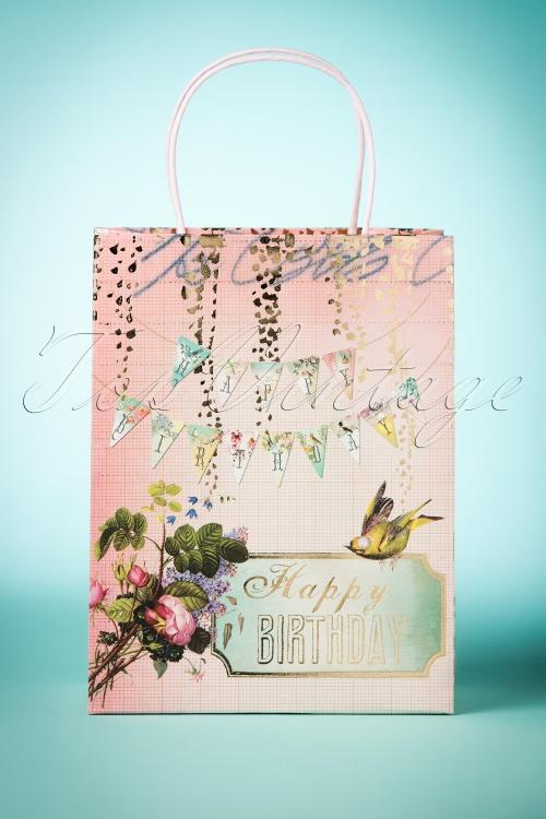 Betty Knows Best  Papaya Happy Birthday Giftbag 213 29 18110 20160608 0033W