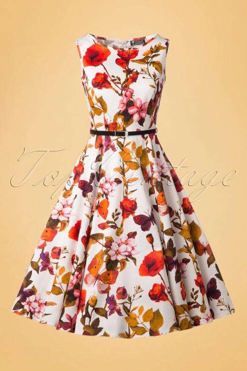 Lady V Floral Swing Dress 102 59 19164 20160523 0010W