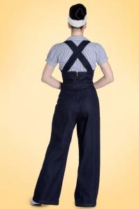 Bunny Penny Dungar Jumpsuit Black 139 10 18263 2