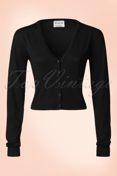 Bunny Little Luxury Black Cardigan 140 20 19250 20160610 0010W