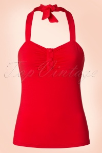 Bunny Shirley Top in Red 110 20 17795 20160610 0011W