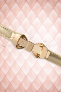 Dancing Days by Banned Gold Bow Belt 230 91 18709 20160616 0013W
