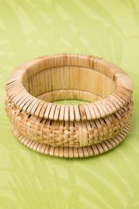 Splendette Woven Bamboo Bracelet 310 52 19287 20160622 0007W