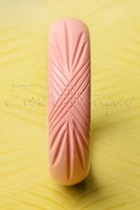 Splendette 20s Pink Narrow Fakelite Bracelet 310 20 19293 20160623 0008W