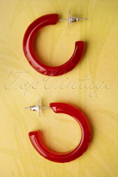 Splendette 20s Fakelite Hoop Earrings 333 20 19331 20160622 0006W