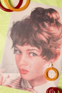 Splendette 20s Fakelite Orange Earrings 333 21 19330 20160622 0023W