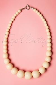 Splendette Beads Ivory White Necklace 300 50 19288 20160623 0004W