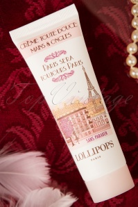 Paris Sera Toujours Paris Hand and Nail Cream