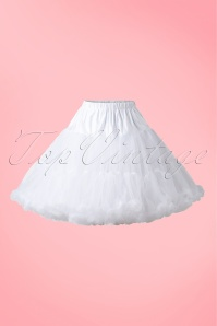 Bunny Petticoat Short White 124 50 15740 20150504 002W