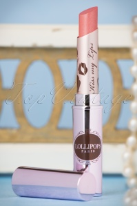 Lollipops Kiss My Lips Glossy Lipstick en Rose Girls Just Wanna Have