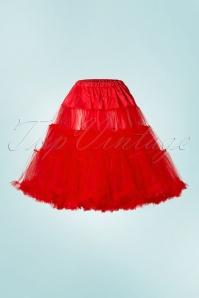 Bunny 50s Red Petticoat 10992 20160704 0003W