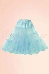 Bunny 50s Retro Petticoat Blue 1