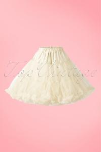 Bunny Petticoat Short Dolly Ivory 124 50 15738 24072015 1W
