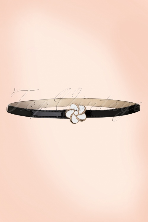 Collectif Belt Daisy Pearl 230 10 14428 20141012 003