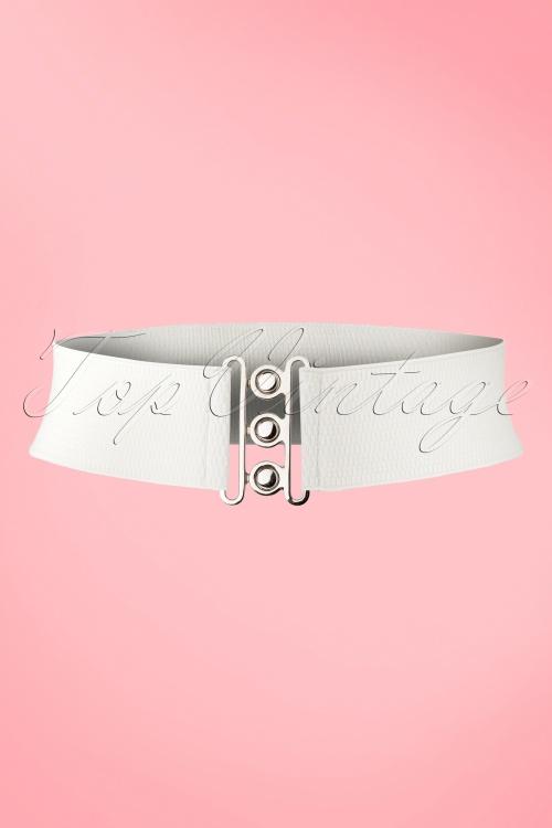 Banned Belt White 230 50 14202 20141012 8w