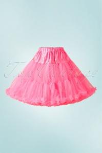 Bunny Petticoat Short Hot Pink 124 22 15737 20150504 002W