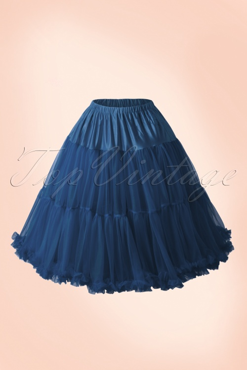 Banned Blue petticoat 16370 0001W