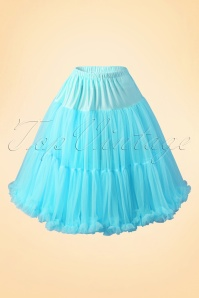 Banned Retro 50s Lola Lifeforms Petticoat in Blue