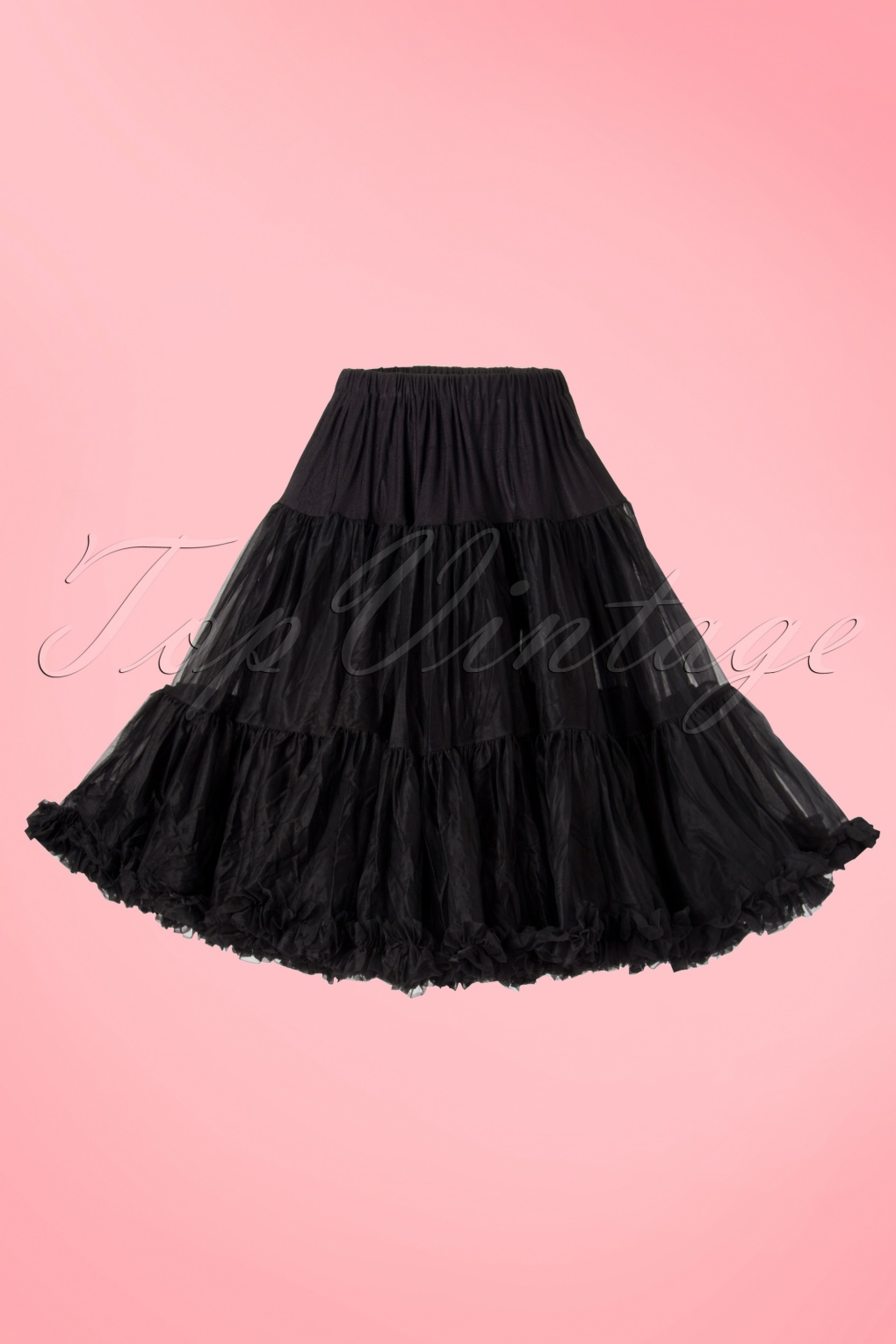 1950s Crinoline, Petticoats & Pettipants 50s retro Petticoat luxurious chiffon £72.30 AT vintagedancer.com