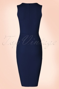 Vintage Chic Luxury Bodycon Pencil Dress 100 20 19255 20160630 0009