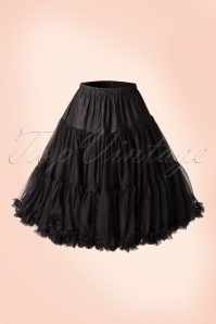 Banned Retro 50s Lola Lifeforms Petticoat in Black