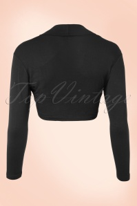 Banned  Bolero in Black 141 10 12784W