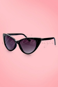 So Retro 50s Fenella Cat Eye Sunglasses 77 4034 20130503 0006W