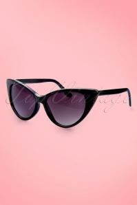 So Retro 50s Fenella Cat Eye Sunglasses 77 4034 20130503 0006W