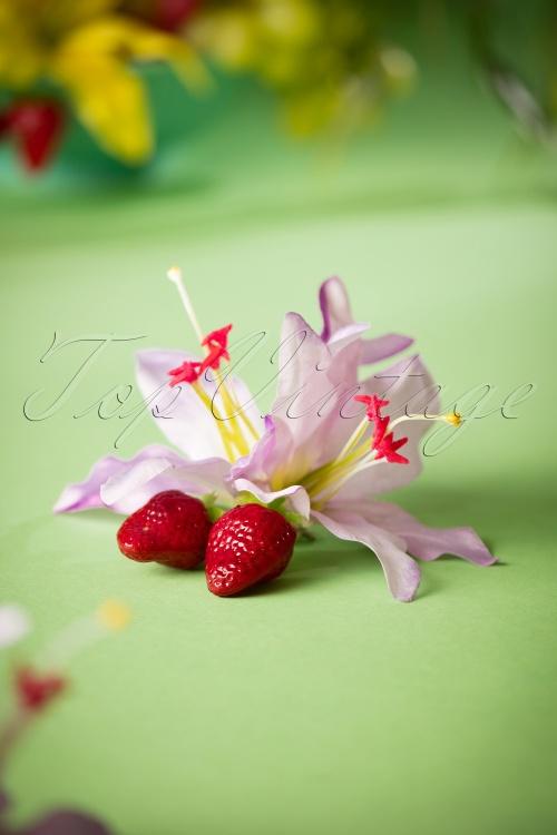 Lady Lucks Boutique Flower Hair clip 200 60 18645 07192016 004W