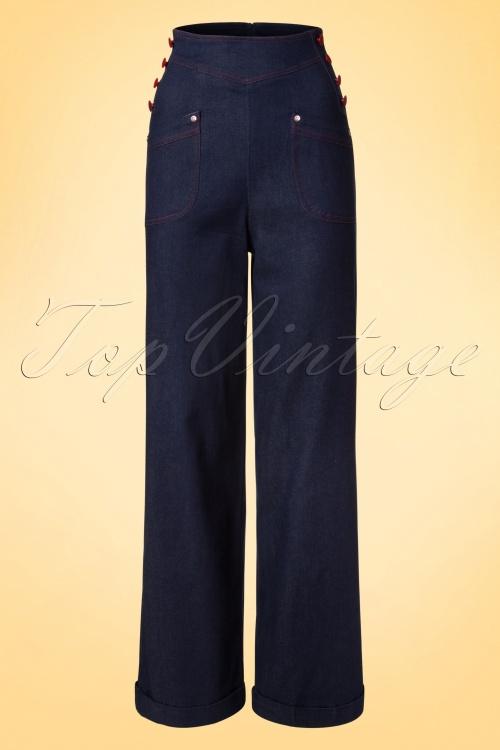 Vixen Lulu Denim High Waist Jeans 131 30 19527 20160725 0005W