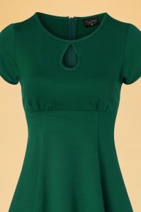 Steady Clothing Charm Me Keyhole Dress In Green 102 40 18373 20160808 0003C
