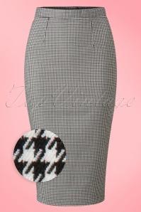 Bunny Jackson Pencil Black and White 120 14 19580 20160811 0003WV