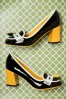 Dancing Days By Banned Black Yellow Lust for Life Shoes 400 10 19266 08112016 026W