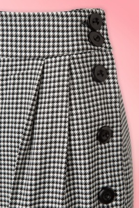 Bunny Jackson Trousers Black and White 131 14 19576 20160811 0006A