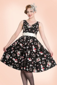 Bunny Blitzen 50s Christmas Swing Dress 102 14 19549 20160811 0022C