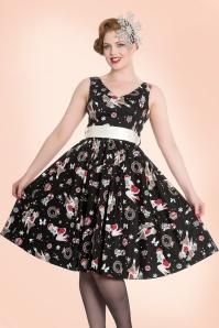 Bunny Blitzen 50s Christmas Swing Dress 102 14 19549 20160811 0022C
