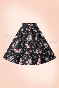 Bunny Blitzen 50s Christmas Swing Skirt 122 14 19575 20160811 0005a