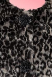 Derhy Leopard Print Coat 152 19 18493 20160815 0009A
