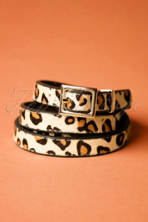 King Louie Leopard Belt 19074 08162016 007W