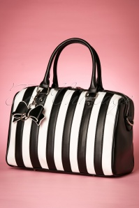 Lola Ramona Viola Striped Bag 212 14 19147 08172016 011W