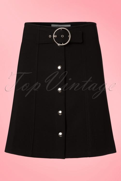 Abricot Lausanne Black Skirt 123 10 18684 20160822 0002W