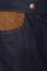 Abricot 60s Denim Skirt 123 30 19505 20160822 0009