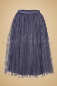 Little Mistress Lavender Tulle Skirt 122 15 19481 20160823 0003W